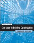 Exercises in Building Construction - eBook