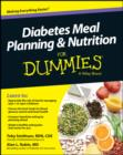 Diabetes Meal Planning and Nutrition For Dummies - eBook