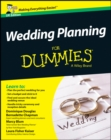 Wedding Planning For Dummies - Book