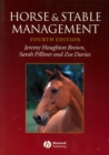 Horse and Stable Management - eBook