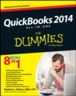 QuickBooks 2014 All-in-One For Dummies - eBook
