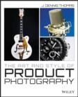 The Art and Style of Product Photography - Book