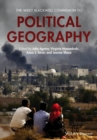 The Wiley Blackwell Companion to Political Geography - eBook