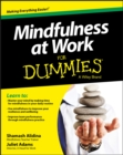 Mindfulness at Work For Dummies - eBook