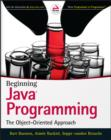 Beginning Java Programming - eBook