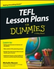 TEFL Lesson Plans For Dummies - Book