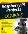 Raspberry Pi Projects For Dummies - Book