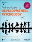 An Introduction to Developmental Psychology - Book
