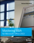 Mastering VBA for Microsoft Office 2013 - eBook