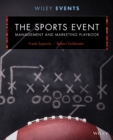 The Sports Event Management and Marketing Playbook - eBook