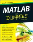 MATLAB For Dummies - eBook