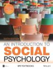 An Introduction to Social Psychology - Book