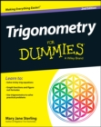 Trigonometry For Dummies - Book