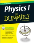 Physics I Practice Problems For Dummies (+ Free Online Practice) - Book