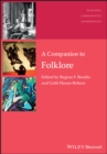 A Companion to Folklore - Book
