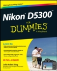 Nikon D5300 For Dummies - Book