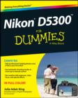 Nikon D5300 For Dummies - eBook
