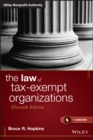 The Law of Tax-Exempt Organizations - eBook