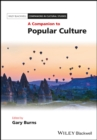 A Companion to Popular Culture - eBook