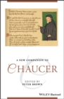 A New Companion to Chaucer - eBook