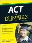 ACT For Dummies - eBook