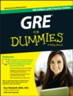 GRE For Dummies : with Online Practice Tests - eBook