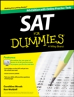 SAT For Dummies, with Online Practice - eBook