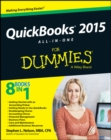 QuickBooks 2015 All-in-One For Dummies - eBook