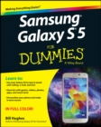Samsung Galaxy S5 For Dummies - Book