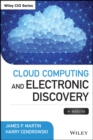 Cloud Computing and Electronic Discovery - eBook