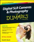 Digital SLR Cameras and Photography For Dummies - Book