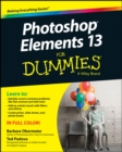 Photoshop Elements 13 For Dummies - Book