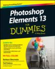 Photoshop Elements 13 For Dummies - eBook