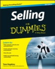 Selling For Dummies - Book