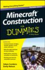 Minecraft Construction For Dummies - eBook