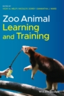 Zoo Animal Learning and Training - Book