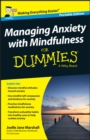 Managing Anxiety with Mindfulness For Dummies - eBook
