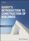 Barry's Introduction to Construction of Buildings - Book
