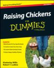 Raising Chickens For Dummies - Book