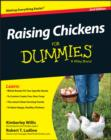 Raising Chickens For Dummies - eBook