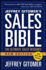 The Sales Bible, New Edition : The Ultimate Sales Resource - Book