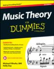 Music Theory For Dummies - Book