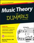 Music Theory For Dummies - eBook