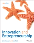 Innovation and Entrepreneurship - Book
