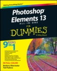 Photoshop Elements 13 All-in-One For Dummies - eBook