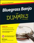 Bluegrass Banjo For Dummies - eBook