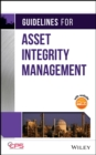 Guidelines for Asset Integrity Management - Book