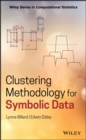 Clustering Methodology for Symbolic Data - eBook