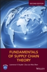 Fundamentals of Supply Chain Theory - eBook