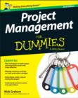 Project Management for Dummies - UK - eBook